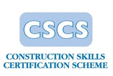 CSCS Construction Skills Certification Scheme logo
